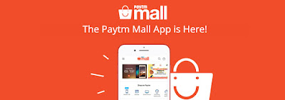 Paytm Mall Promo Codes and Offers 20% Cashback for First Time Users