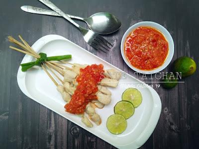 Resep Sate Taichan Ala Rumahan By @dapurwafda