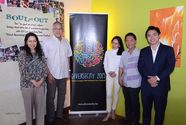SOULed OUT's 20th Anniversary With Asean Jazz & Percussion Festival