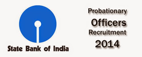SBI PO Recruitment.