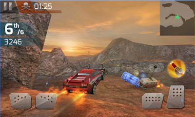 RoofTop Demolition Derby 3D: Appstore for Android