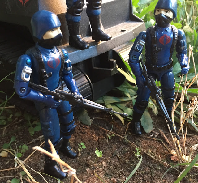 1983 Cobra Trooper, Hiss Tank, 1982