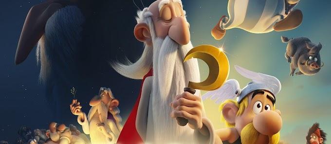 """Italia Cinema: """"Asterix e il segreto della pozione magica"""""""