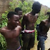 These young thieves armed with locally made gun apprehended in Enugu... photos