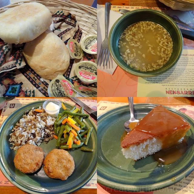 huron wendat traditional site nek8arre restaurant
