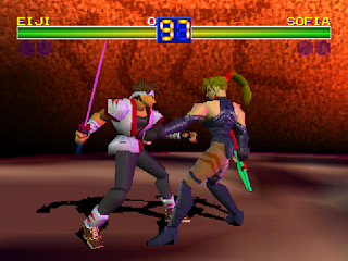 Battle Arena Toshinden Ps1 Play Retro Games Online