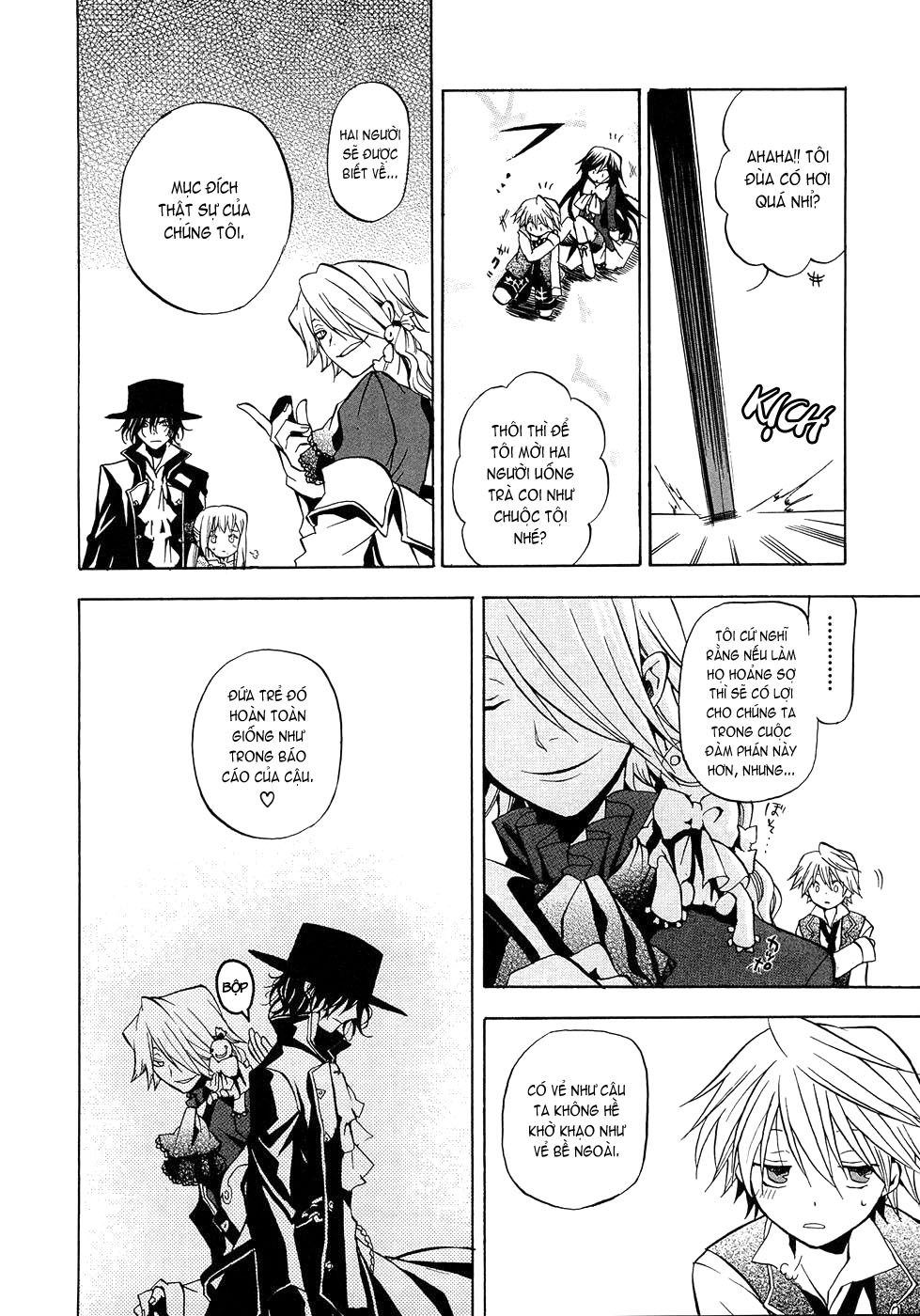 Pandora Hearts chương 004 - retrace: iv rendezvous trang 24