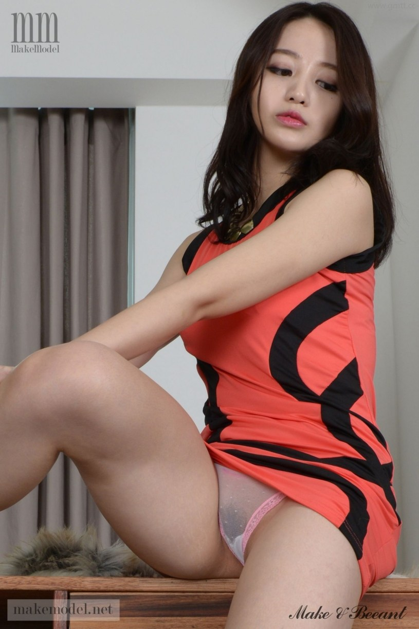 Korean Nude Model Sua Seksi Hot Office Girl Undressing-6762