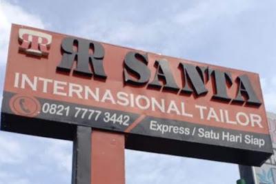 Lowongan Kerja RR Santa Internasional Tailor Pekanbaru November 2018