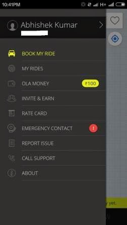 earn ola money