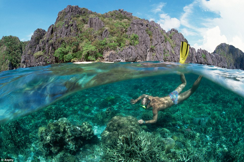 5 Beautiful Photos Palawan Island Philippines The Most Beautiful Places