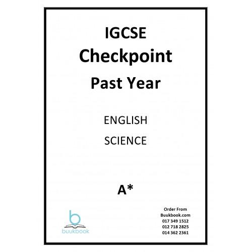 KS3 Checkpoint Past Year: Mathematics, English, Science