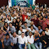 Jóvenes priistas reciben a Ramírez Marín con lluvia de propuestas
