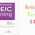 Listening Comprehensive TOEIC Training - Actual Test 14