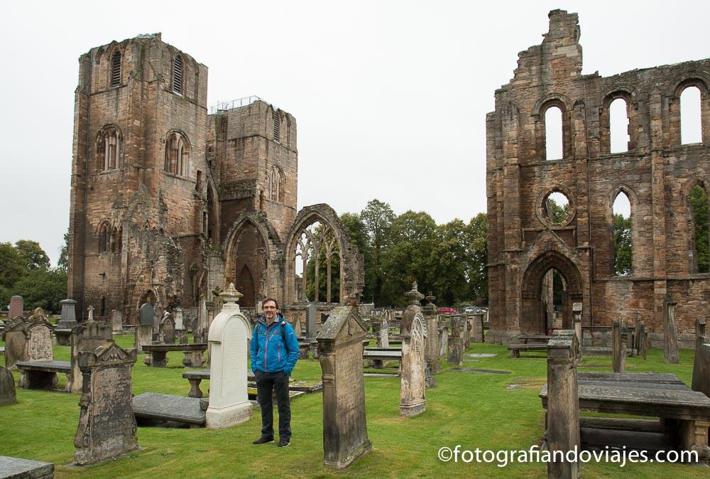 Viaje por Escocia, Elgin