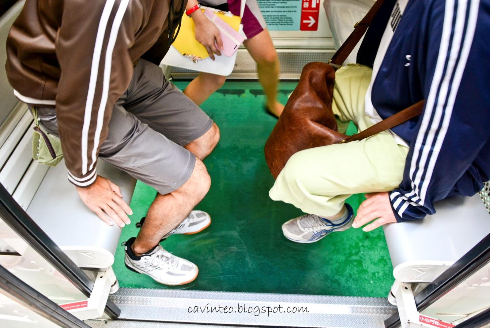 Entree Kibbles: Maokong Gondola (貓空纜車) - Loving The