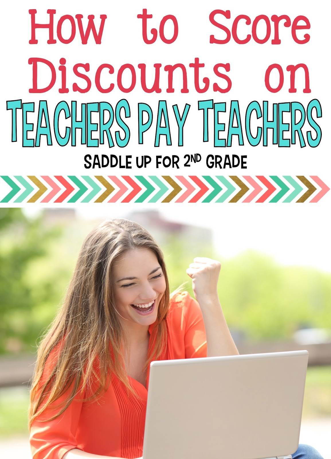 Did you know that you can get discounts on your favorite Teachers Pay Teachers purchases? This post shows you exactly how to do that with a video tutorial. Come see how you can save money towards those classroom purchase!