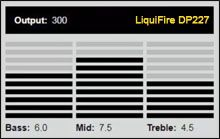 Ecualización DiMarcio LiquiFire