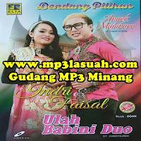Indri & Faysal - Rindu Mananti (Full Album)