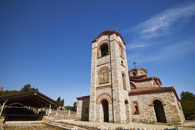 Iglesia de San Clemente y San Pantaleón, Ohrid - Macedonia por El Guisante Verde Project
