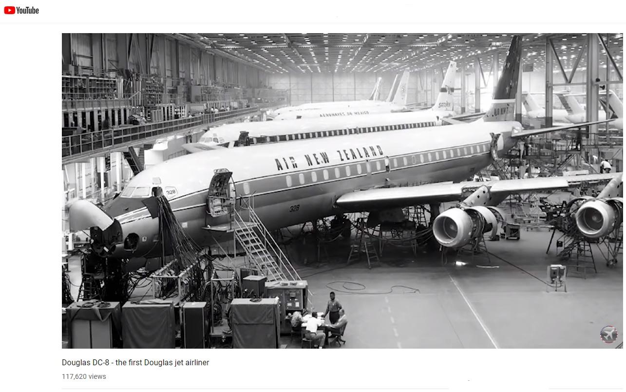 PILOT'S NOTES AND PROCEDURES ROYAL NEW ZEALAND AIRFORCE TEAL DOUGLAS DC-6