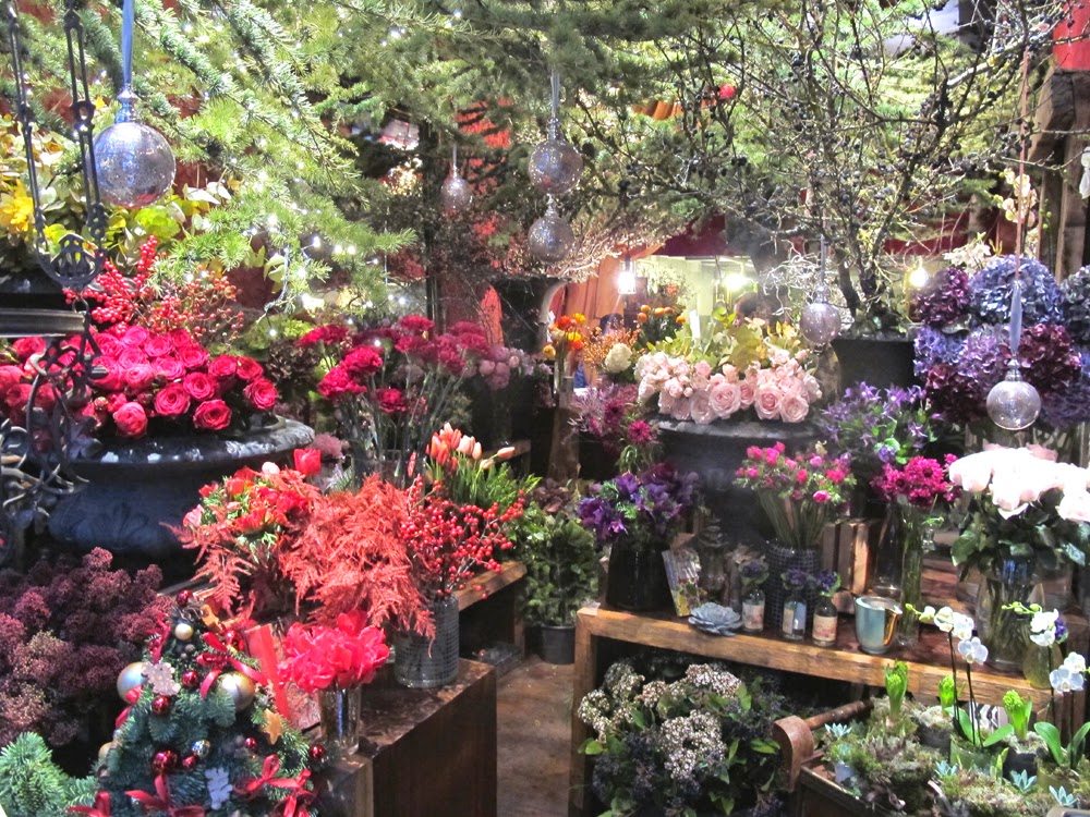 Beautiful Paris florist