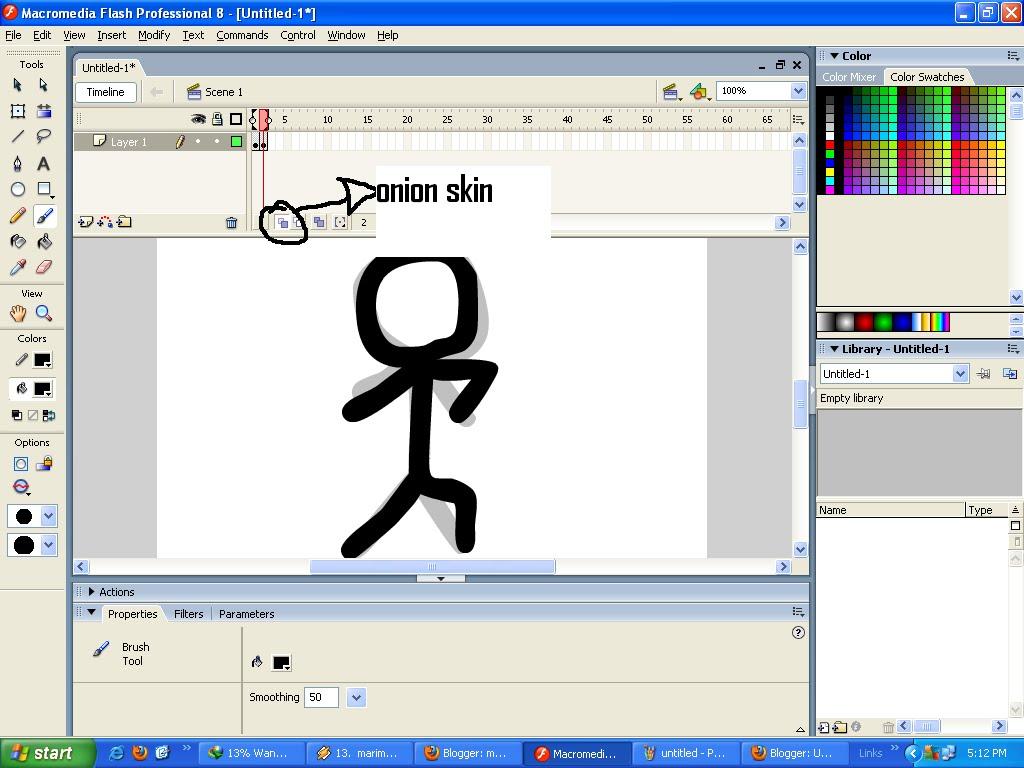 Cara Membuat Program Komputer Cara Membuat Animasi Stick Di
