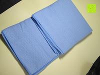 Erfahrungsbericht: Yoga-Decke »Ananda« Das Yoga-Handtuch ideal für Hot-Yoga und andere schweißtreibende Yogastile. Auch als Unterlage für Yogaübungen geeignet, 183 x 61 cm, in vielen Farben