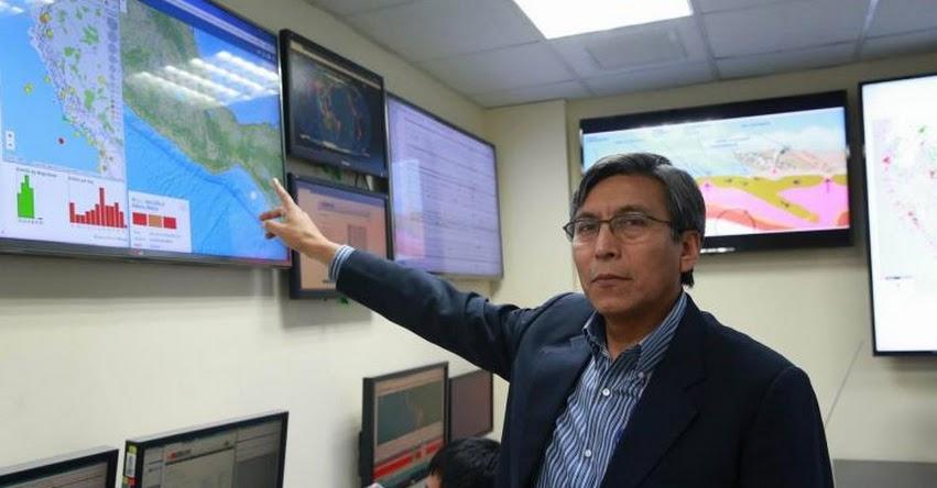 IGP construye su propio radar meteorológico con tecnología peruana - www.igp.gob.pe