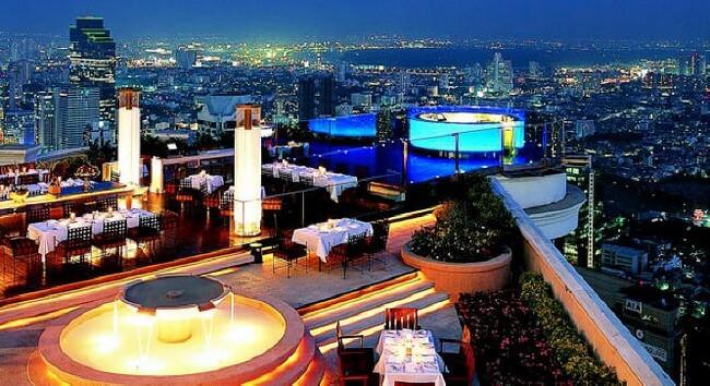 Os bares de luxo mais famosos e mais caros do mundo