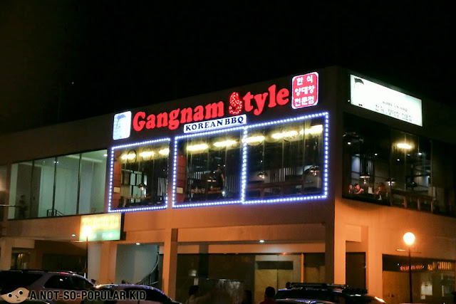 Gangnam Style Korean BBQ Restaurant in Harbor Square