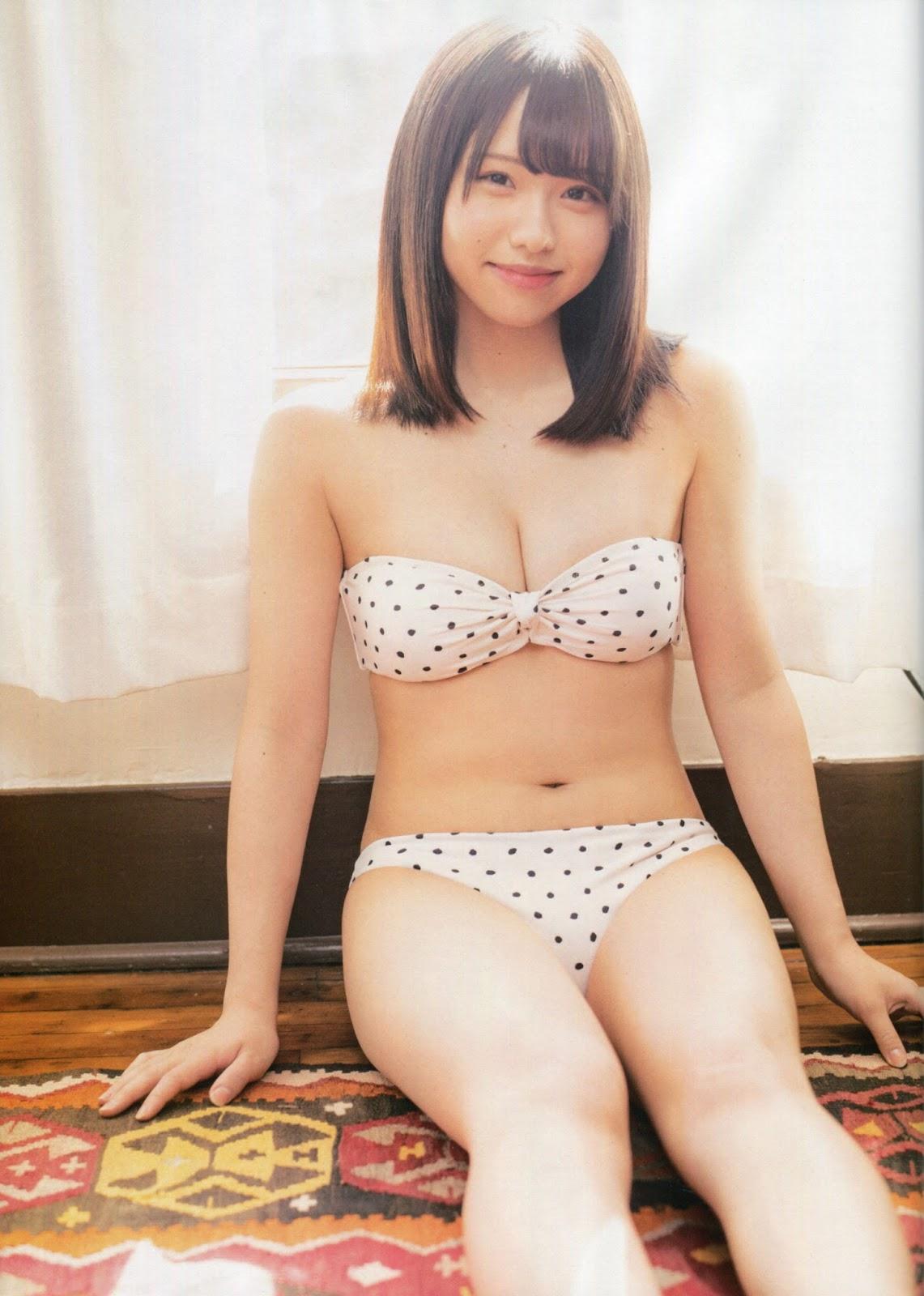 Sato Kaho 佐藤佳穂, ENTAME 2018 No.05 (月刊エンタメ 2018年5月号)
