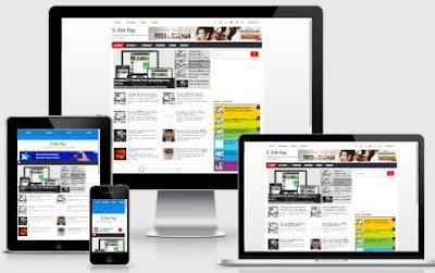 SL Style Magz Template Blogspot Terbaik CTR Tinggi untuk AdSense