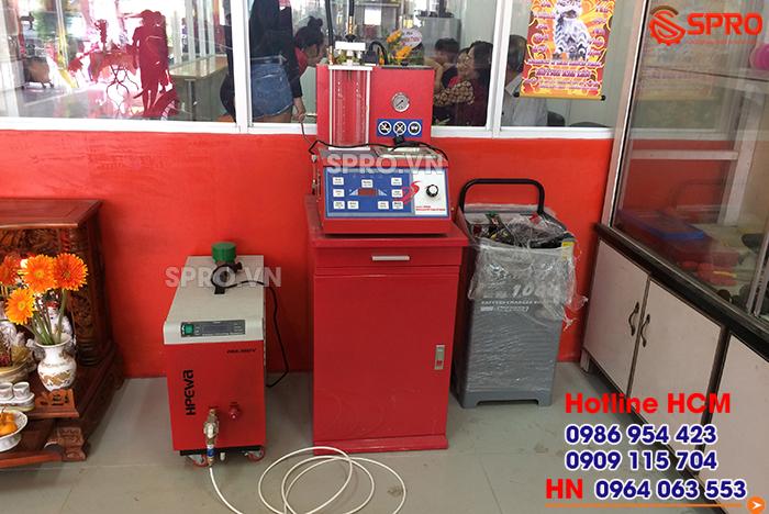 máy súc béc, máy vệ sinh buồng đốt, Dụng cụ sửa xe gắn máy mua ở đâu rẻ và bền