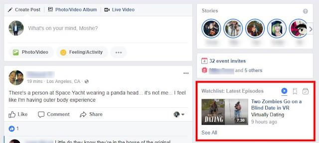 5 Fitur Terbaru Facebook Minggu Ini