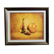 Fruit Print Wall Frame