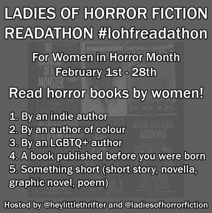 Join the LOHF February Readathon!