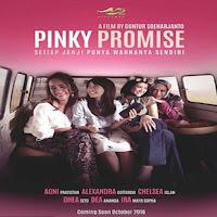 Biodata Lengkap Pemain Film Pinky Promise