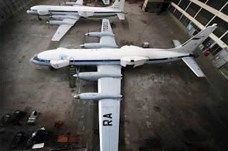 """Ilyushin Il-22PP """"Porubschik"""""""