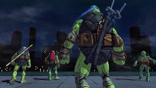 TMNT Mutants in Manhattan Android Games