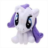 MLP KCompany Plush Sitting Rarity