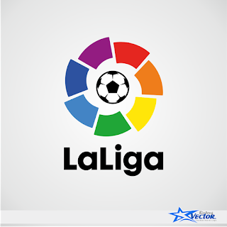 LaLiga Logo Vector cdr Download