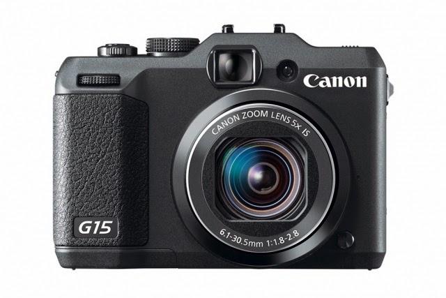 0b8f811f6 9- كاميرا Canon PowerShot G15