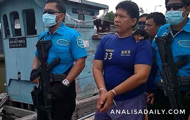 BNN Telusuri Kemana Aliran Dana Kader Nasdem Sang Bandar Besar Sabu