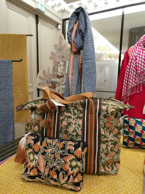 Fragonard parfumeur parfums nouvelle collection de noël 2017 accessoires décoration
