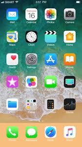 akan share tema ios untuk kamu pengguna hp oppo 7 Tema IOS Untuk Oppo Tembus Semua Aplikasi