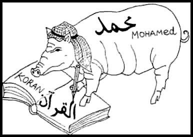 Mohammed Was a Pig