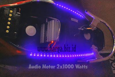 Cara Memasang Audio Di Motor Yang Super Nge Bass