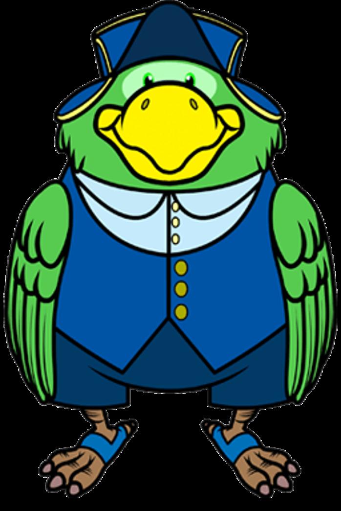 Cartoon Characters: Pip Ahoy