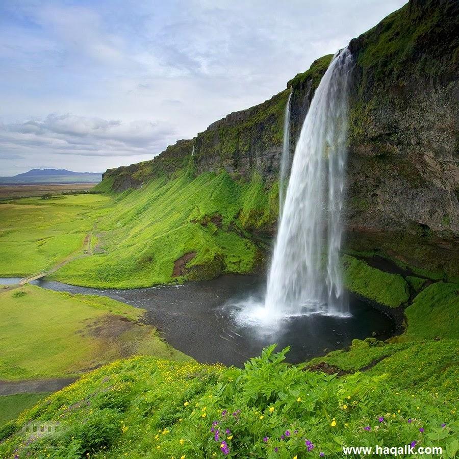 شلال Seljalandsfoss  l اجمل الشلالات في العالم 46476_11783772837196